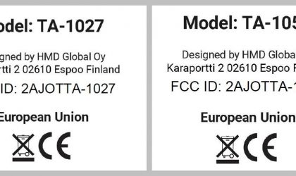 More Nokia 5 variants certified by FCC