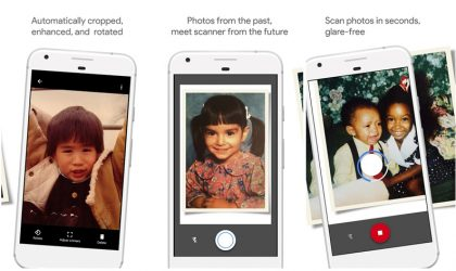 PhotoScan by Google now allows you to take glare-free pics with just one tap