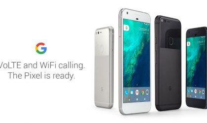 Google Pixel in India will soon get WiFi calling on Jio