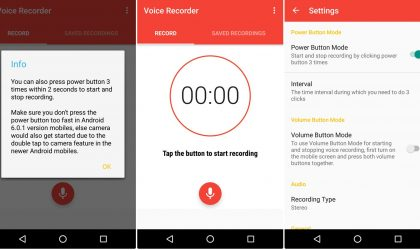 How to secretly record voice on your Android device