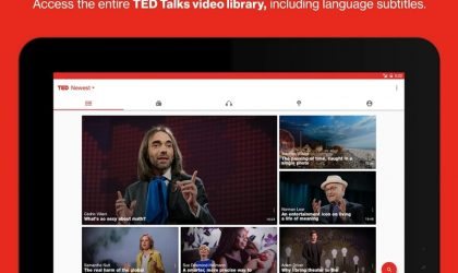TED app introduces autoplay feature and brings in many improvements