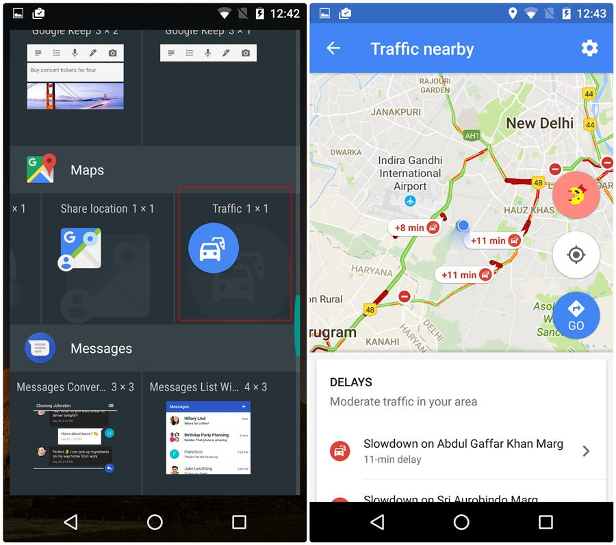 traffic-widget-android-show-nearby-traffic