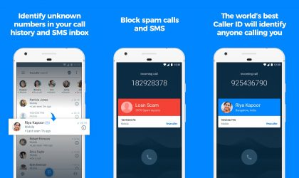 Truecaller 8 brings support for SMS spam blocking
