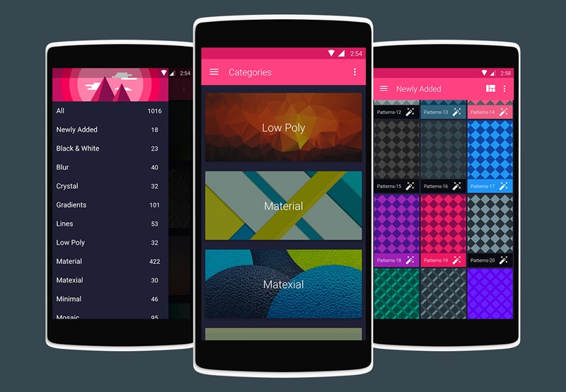 Wallrox Wallpaper App Android