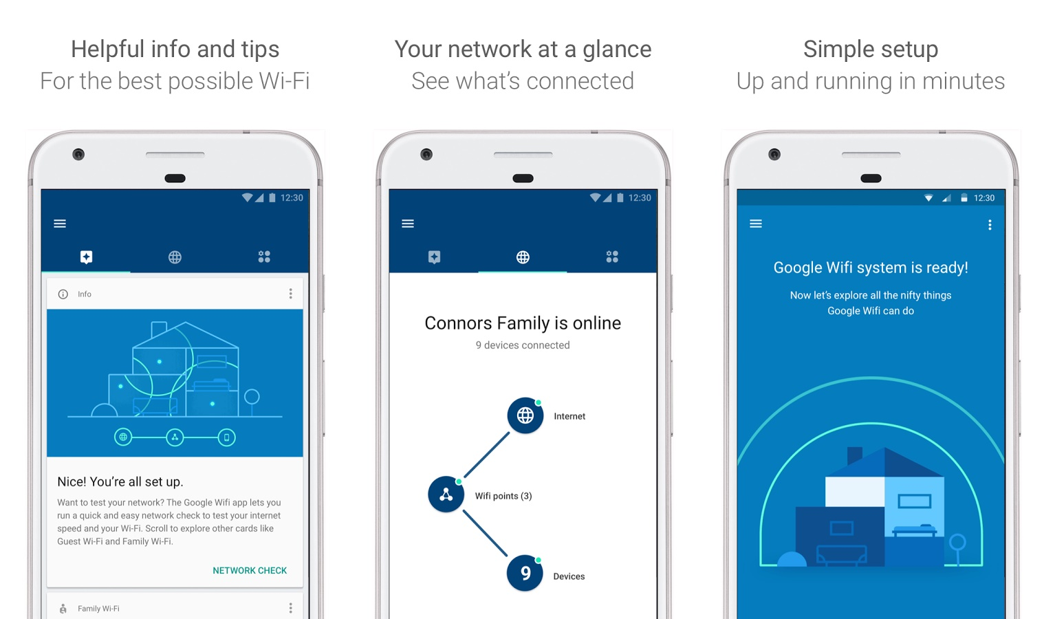 Google wifi app now lets you schedule pause for family wifi for Best apps for buying a home
