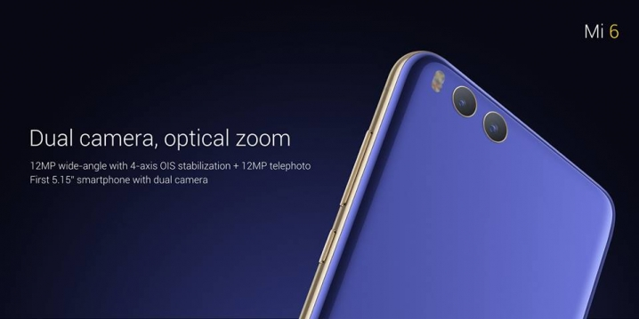 Xiaomi launches flagship phone Mi 6