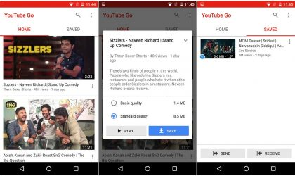 YouTube Go beta launched in India
