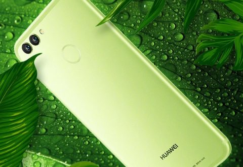 Huawei Nova 2 and Nova 2 Plus shows up in Green and Gold color as well