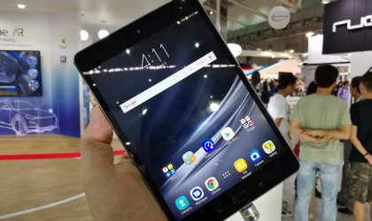 Asus ZenPad 3S 8.0 announced: 7.9″ 2K display, 3GB/4GB RAM and all-metal body in tow