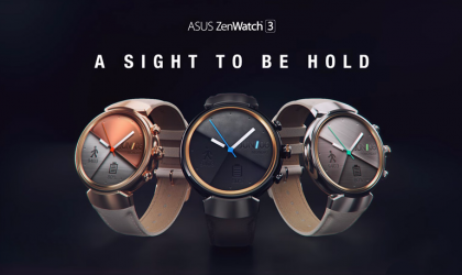 [Deal] Get Asus ZenWatch 3 for just $183 using a coupon on eBay