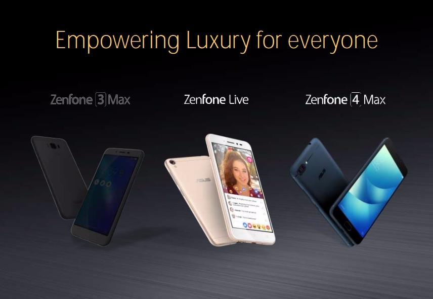 asus zenfone 4 max 2017
