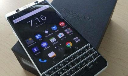 BlackBerry KeyOne to release in China in July