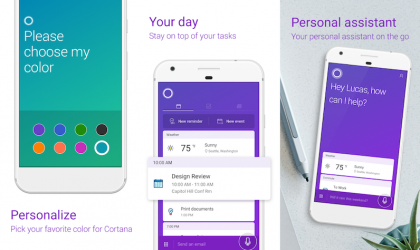Microsoft launches Cortana app dedicated to Samsung devices