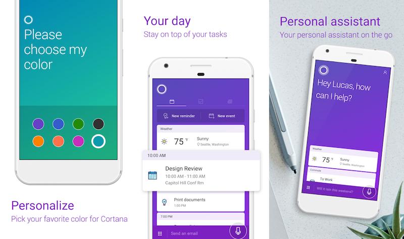 Cortana for Samsung