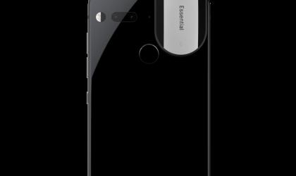 Essential Phone 360 camera specs: Dual 12MP lenses, F1.8 aperture and 3D Audio