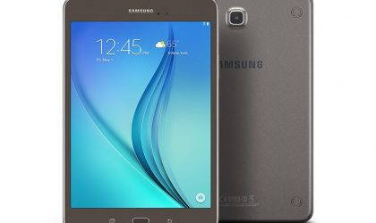 Galaxy Tab A and Galaxy Note 10.1 2014 LTE receive April security patch