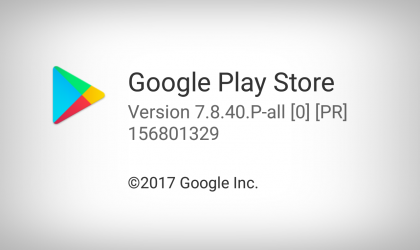New Play Store APK 7.8.40 available for download