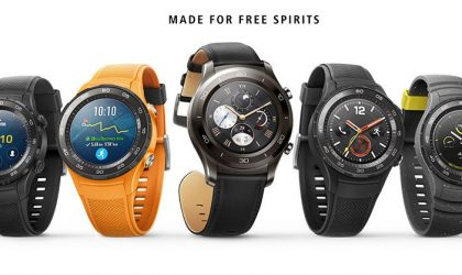 Huawei Watch 2 Classic launched in US; priced at $369