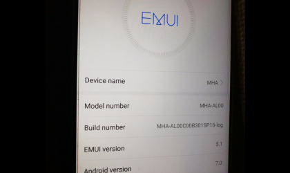 Huawei Mate 9 to get EMUI 5.1 OTA update soon, screenshot leaks out