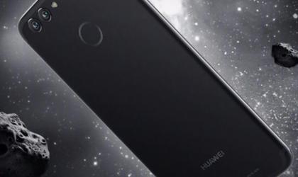 Huawei Nova 2 leaks in black, and hits Geekbench too