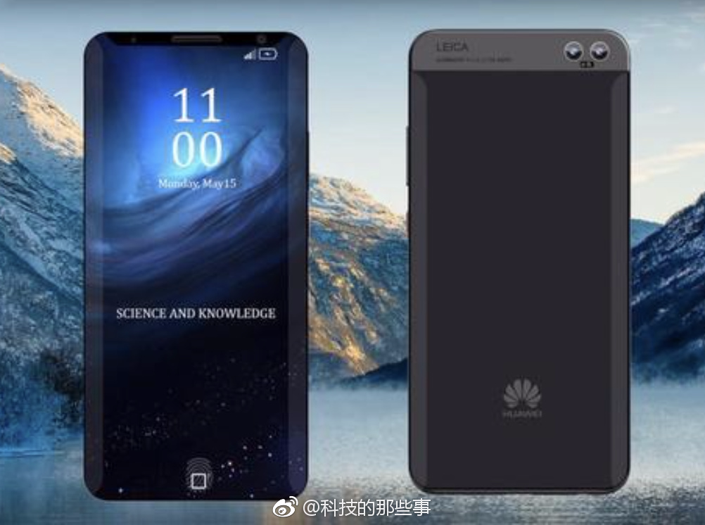 This Huawei P11 concept is ugliest of all concepts – The Android Soul