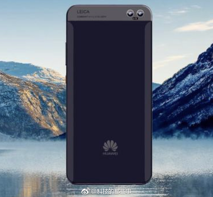 HuaweiP11_concept_rear
