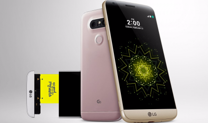 [Deal] Unlocked LG G5 32GB with free Garmin vivofit 3 Activity Tracker going for $330 at B&H