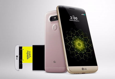 T-Mobile LG G5 update HH83020f rolling out now