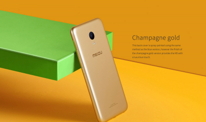 [Deal] Meizu M5 Price cut by INR 1000 off within 1 day of launch in India