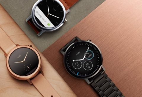 2nd Gen. Moto 360 OTA update rolling out with Android Wear 2.0