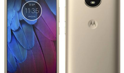 Interested in Moto G5S? Check out its leaked renders here