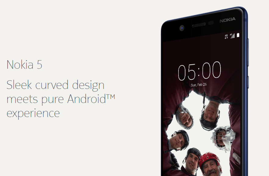 Nokia 5 update: March 2019 security patch is now available