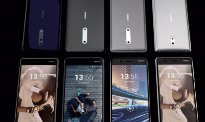 Nokia 9 with dual camera leaked in a video