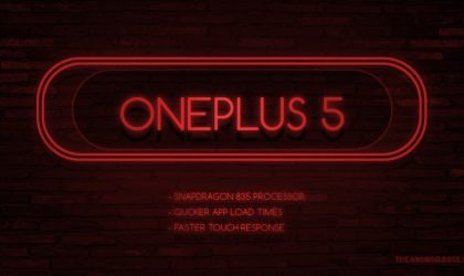 OnePlus CEO confirms Snapdragon 835 processor for OnePlus 5, and quicker app load times and improved touch latency