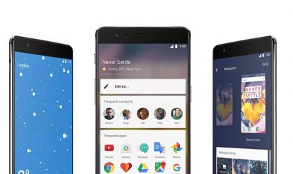 OnePlus 3 and 3T will get Android 8.0 (O) update