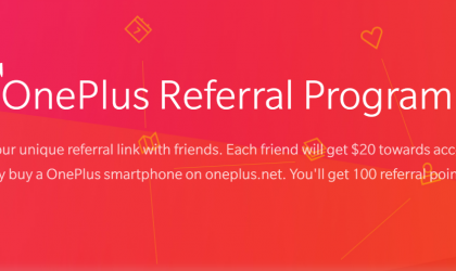 OnePlus introduces referral program