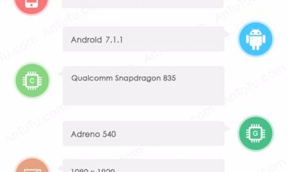 OnePlus 5 specs revealed via AnTuTu listing; SD835, 6GB RAM and no Quad HD display