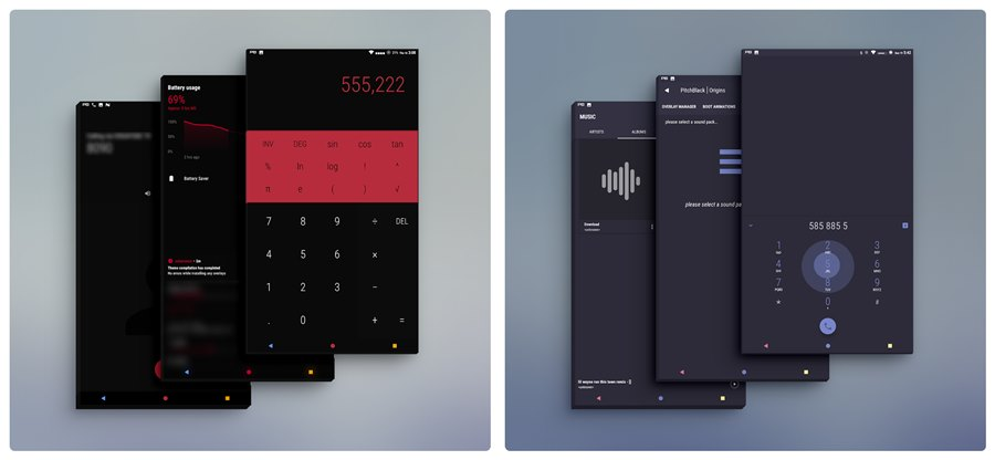 substratum theme