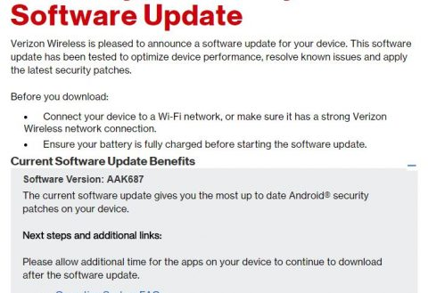 Verizon BlackBerry Priv update releases with May security patch, build AAK687