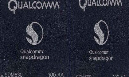 Qualcomm announces Snapdragon 660 and 630 processors