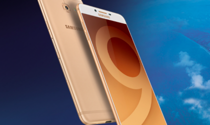 Galaxy J7 Prime and C9 Pro update brings May security patch