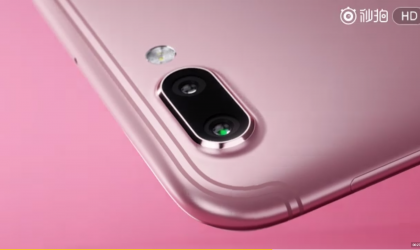 Oppo R11 teaser reveals Pink, Gold and Black color of the device