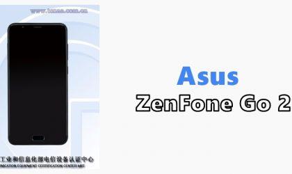 Zenfone Go 2 images and specs leak at TENAA