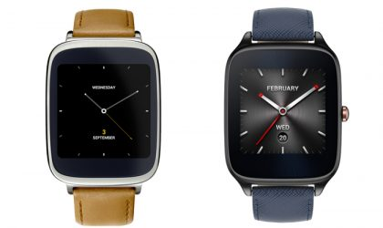 Asus ZenWatch and ZenWatch 2 update rolling out with April security patch, build M1D65P