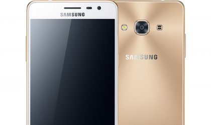 Samsung launches Galaxy J3 Pro Plus in China with metal texture