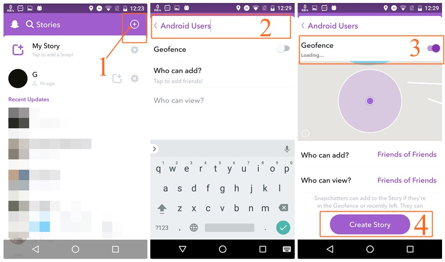 Snapchat Update Brings Group Stories And Custom Stories