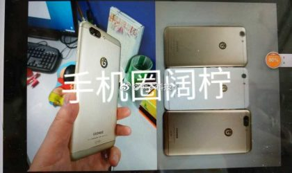 Leak compares Gionee S10 with S10B and S10C