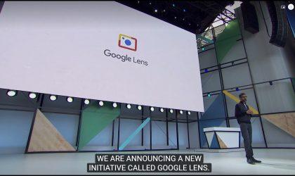 Google announces Google Lens at I/O 2017