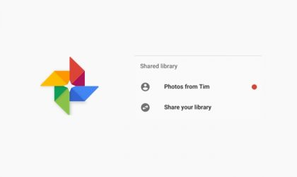 What is Shared Library on Google Photos and how to get it