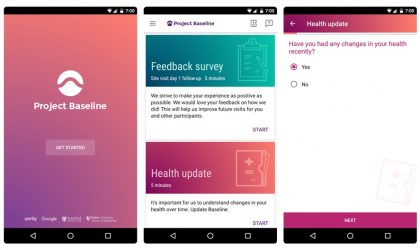 Google launches Project baseline Android App